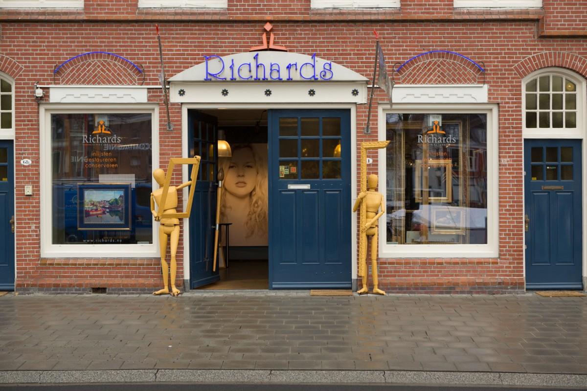 Richards Kunst In Lijsten Lijstenwinkel Groningen